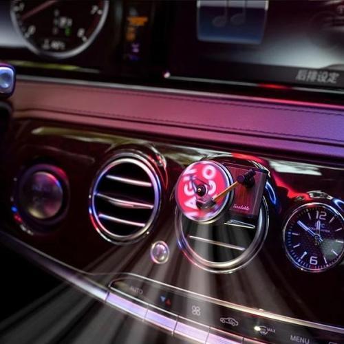 Record player Car Perfume
