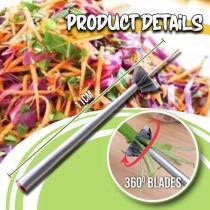 Stainless Steel Plum Blossom Onion Cutter
