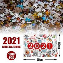 Christmas puzzle 2021