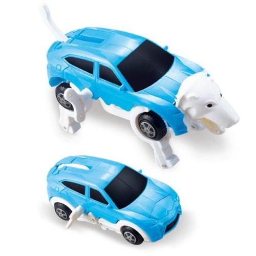 Deformation Toy Car