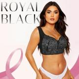 Aire Ultimate Lift Stretch Full-Figure Seamless Lace Cut-Out Bra