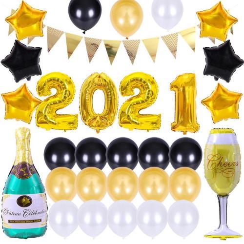 2021 New Year Decoration