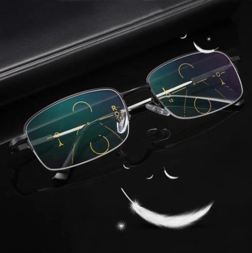 Dual-use Reading Glasses