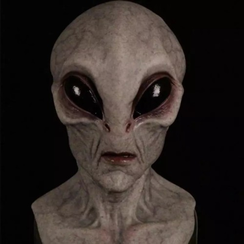 Alien Funny Mask