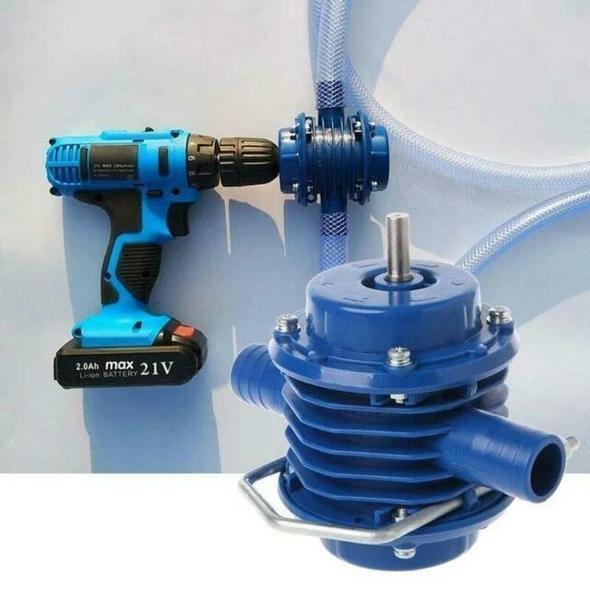 Multi-tool Premium Hand Drill Water Pump