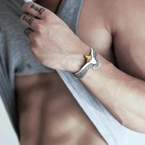Adjustable Eagle Cuff Bracelet
