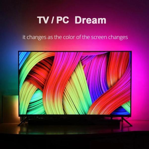 TV PC Dream Screen USB LED