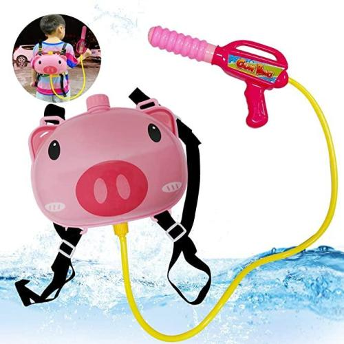 Water Gun Backpack -Summer Outdoor Toys For Kids