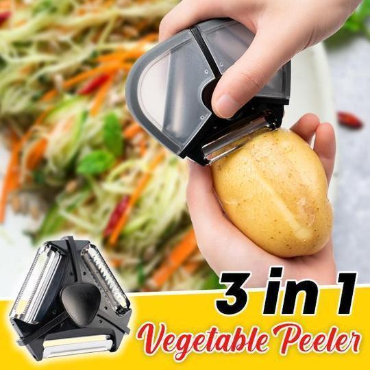 3 in 1 Vegetable Peeler