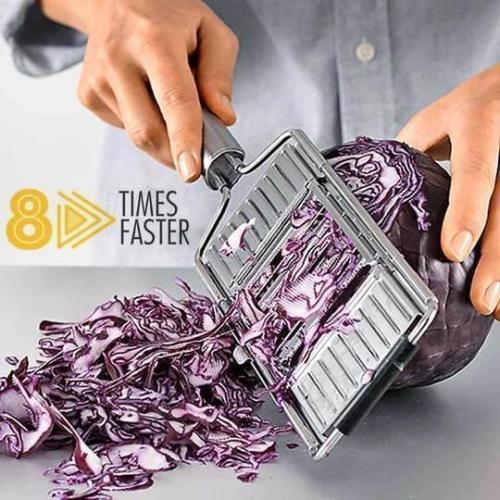 Multi-Purpose Vegetable Slicer Cuts