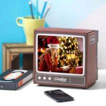 Retro TV Phone Holder