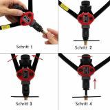 Advanced automatic riveting tool set