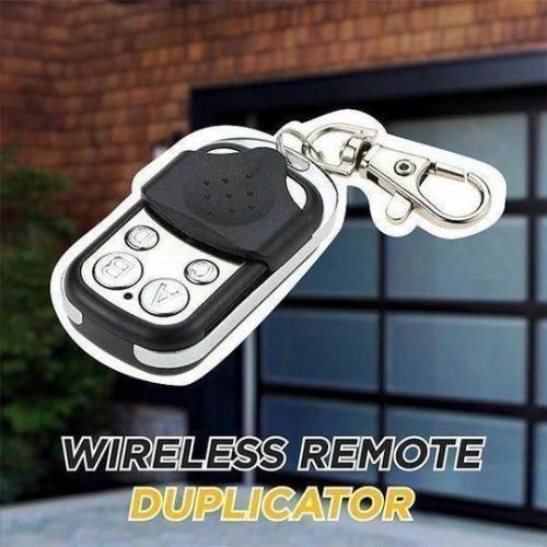 Remote Control Duplicator