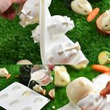 BAKE FANTASY CHUBBY BUNNY MOULD