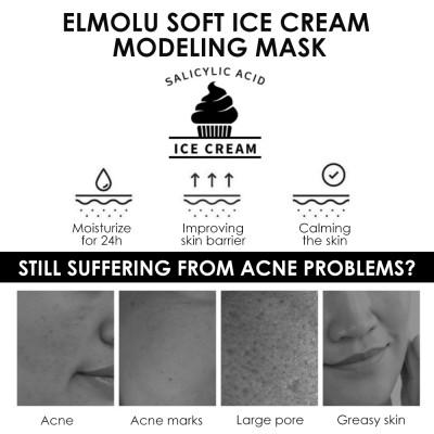 Salicylic Acid Ice Cream Mask -New Packaging Launch