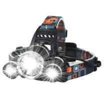 USB Rechargeable LED headlamp