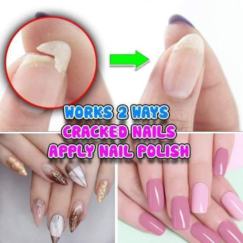 Instant Nail Repair Protect Gel