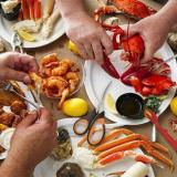 Seafood & Nut Crackers and Picks Set