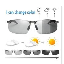 Photochromic Sunglasses with Polarized Lens