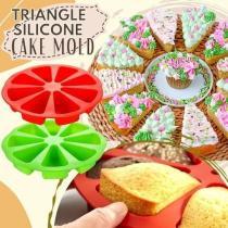Triangle Silicone Cake Mold