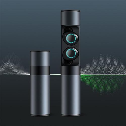 2021 New Space Capsule Bluetooth Earphone