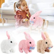 Easter Bunny🐰 Educational interactive toys can walk and talk