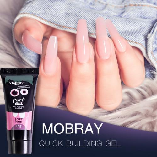 50% OFF🔥 Poly Gel Nail Lengthening Kit