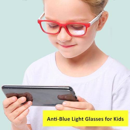 Anti-Blue Light Glasses for Kids