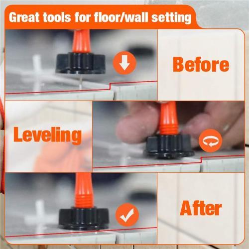 Plastic Ceramic Tile Leveler Tools