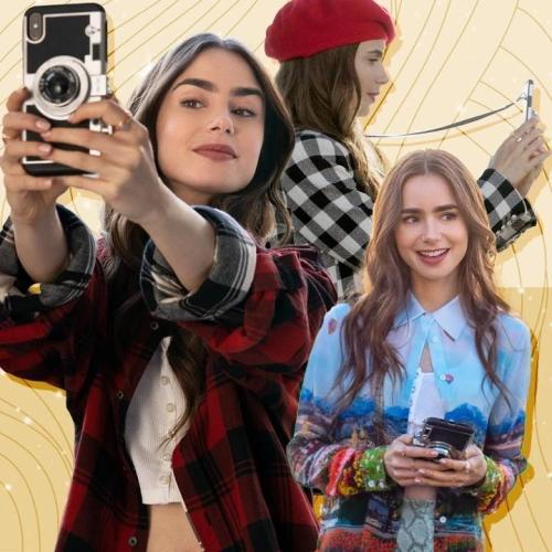 Emily in Paris iPhone Case