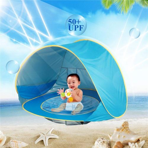 Portable SunShade Pool Tent