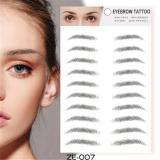 4D Hair-like Authentic Eyebrows