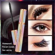4D Silk Fiber Thick Lengthening Mascara