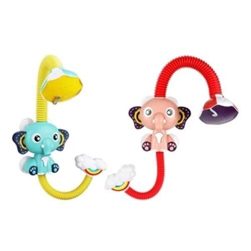 Cool Baby Cute Elephant Sprinkler Bath Toy