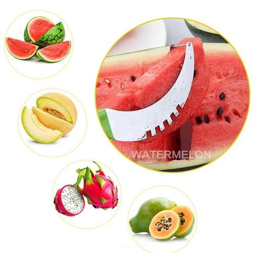 Stainless Steel Watermelon Slicer