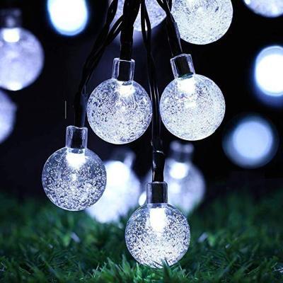 8 Modes Solar Light Crystal ball