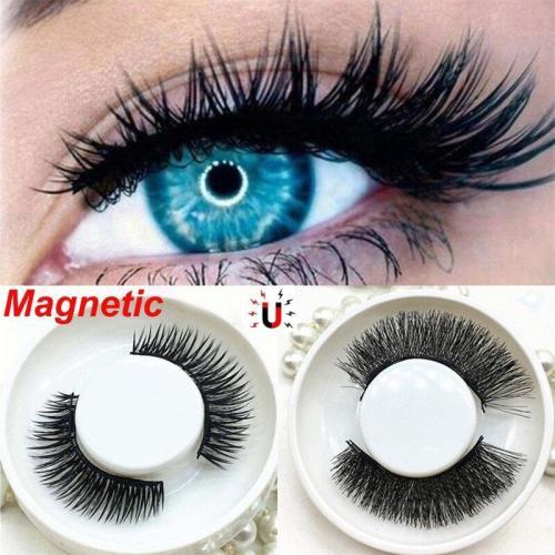 8D Quantum Magnetic Eyelashes Set