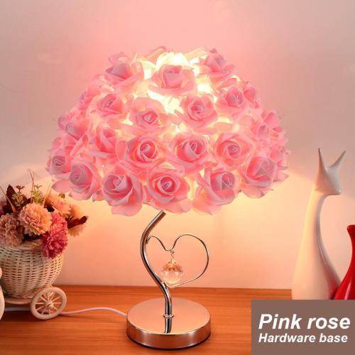 Rose Bouquet Lamp