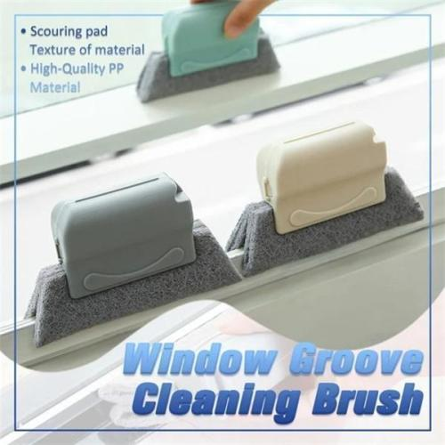 (PRE-XMAS SALE)60%OFF-Creative Groove Cleaning Brush-Last Week Free Shipping!