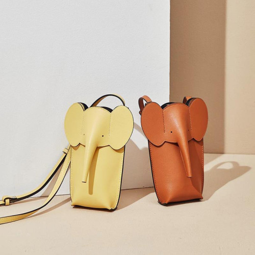 Mini Elephant Cross Body Bag