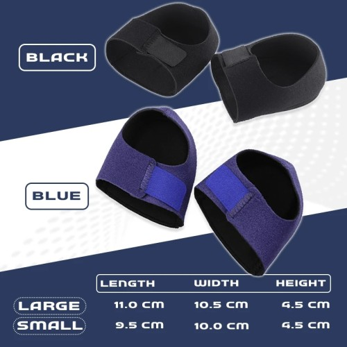 Heel Protection Sleeves Pads(2 PCS)