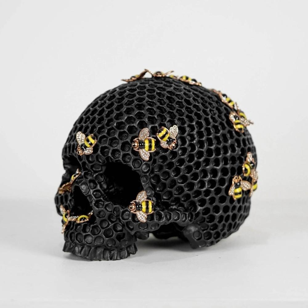 Pineapple Skull / Beehive Skull / Killa Beez Skull