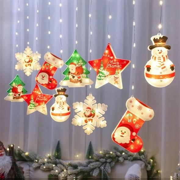 LED String Light Christmas Decoration Lamp(10 PCS)