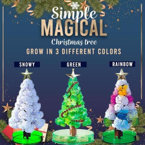 Christmas Sale - 50%Off 🎄 Magic Growing Christmas Tree