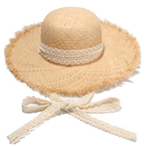 Women's Wide-brimmed Summer Beach Hat