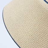 Women's Summer Sunscreen Sunshade Straw Hat