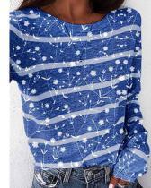 Blue Vintage Shirts & Tops