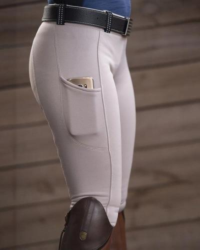 Lady's Casual Stretch breech slacks Riding Slack Pant