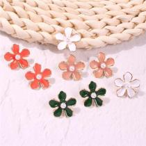 Women's Sweet Flower Earrings
