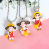Cute Cartoon Character Necklace
